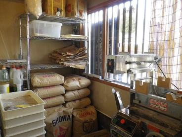 島田製麺食堂の雰囲気1