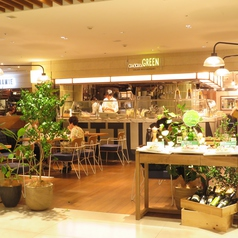 ブレッツカフェ クレープリー アミュプラザ博多店の雰囲気1