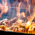 料理メニュー写真鹿児島産 赤鶏もも焼き 2人前