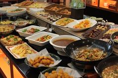 ホテル法華クラブ函館 レストランローズのコース写真