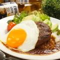 料理メニュー写真Hawaiianロコモコ~ハンバーグ~