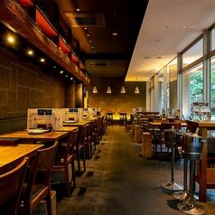 サルヴァトーレ クオモ SALVATORE CUOMO &GRILL 京都 三条京阪の雰囲気1