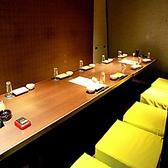 【掘りごたつ席:6名様までご利用可能】女子会や仲間内との飲み会に是非ご利用くださいませ。疲れた足をゆっくりと伸ばすことができる、掘りごたつ個室となっております。人気の掘りごたつ席のご予約はお早めにどうぞ!静かで寛げる完全個室席でのお食事、ご宴会、飲み会をぜひ【楽蔵 平塚店】で、ご堪能くださいませ。