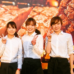 焼肉 かくら 長崎銅座店の雰囲気3