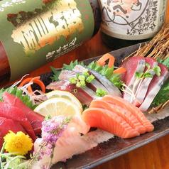 魚菜串 いちころのコース写真