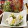 料理メニュー写真● 北海かずのこ~刻み山葵マヨ和え~