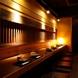 おしゃれな雰囲気◎カウンター席や個室が人気の一軒家
