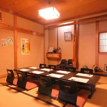 日本蕎麦 割烹 田丸屋の雰囲気1