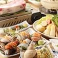 それぞれの季節に合わせた美味しいお料理をご提供できるのも魚を熟知した料理人の手業があるからです!!是非、おひとり様でもご友人とでもお楽しみください。お越しをスタッフ一同、おいしいお魚や魚介類にお酒と共に楽しみにお待ちしております。