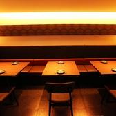 ゆったりテーブル席もご用意!≪彦根 彦根駅 居酒屋 個室 飲み放題 宴会 歓送迎会 もつ鍋 しゃぶしゃぶ≫