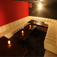 VIP個室も有り