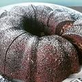 料理メニュー写真本日のケーキ:チョコレートクリームチーズブントケーキ