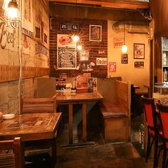 塊肉酒場 LOVE&29 ビーフ 西中島店の雰囲気1