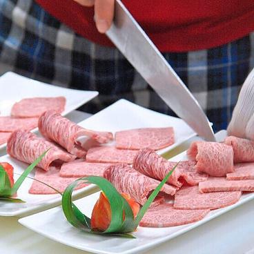 炭火焼肉 田園のおすすめ料理1