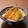 【鰺(アジフライ)】豊予海峡は、日本一のアジ・サバの漁場として知られています。がいやテッパンメニューでおいしいです。新鮮な宇和島のアジだからフライも味が違います。