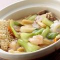 料理メニュー写真【おすすめNo.3】海鮮おこげ