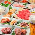 食べ放題が3200円~!