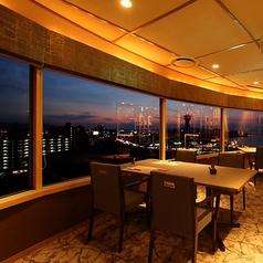 旬菜和食 銀河 ぎんが 福岡サンパレス ホテル&ホールの雰囲気1