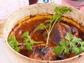 料理メニュー写真河内鴨のかすカスレ