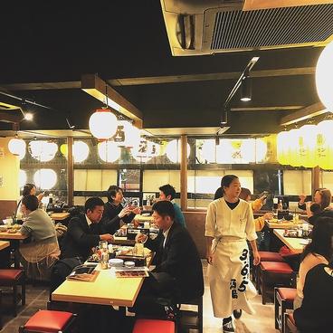 格安ビールと鉄鍋餃子 3・6・5酒場 新大阪ソーラ21店の雰囲気1