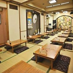 トンテキ元気×浅草ちゃんこ場の雰囲気1