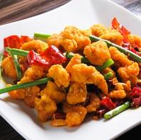 本場の中華料理を手作りで提供