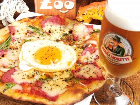 琉球料理とイタリアンの創作料理のお店♪各国のビールと小皿料理がメインです★