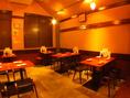 【2F】広々テーブル席もございます!