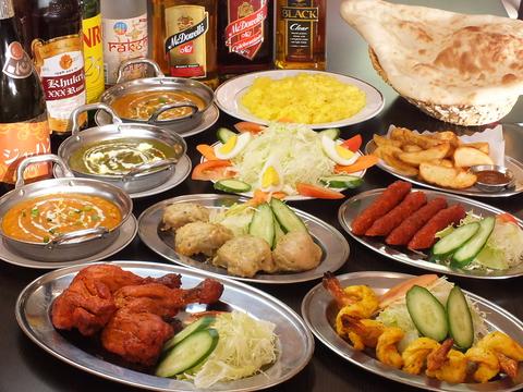 吉川駅すぐ!丁寧な接客、本格料理で居心地のいいインドネパール料理店