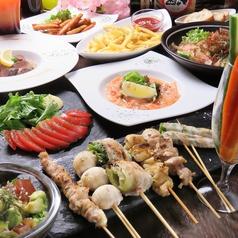 焼き鳥 海鮮 七変化のおすすめ料理1