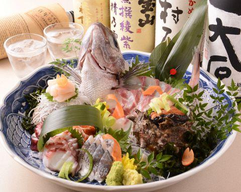 茅場町エリアで見つけた鮮度抜群のお刺身に美味しい日本酒!大人女子におすすめのお店3選