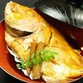 料理メニュー写真本日のお魚煮つけ