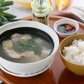 料理メニュー写真肉骨茶(バクテ)