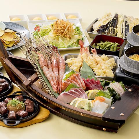 飲み放題付きコースは2800円~★歓迎会・送別会のご予約もお待ちしております♪