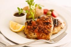 料理メニュー写真チキンのグリルステーキ