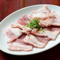料理メニュー写真豚カルビ