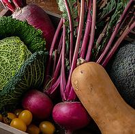 素材にこだわり◎三浦直送の新鮮な野菜♪