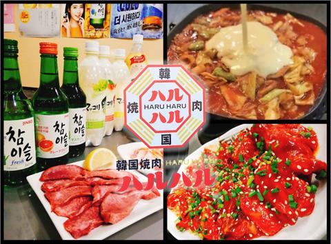 韓国焼肉 ハルハル