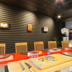 天ぷら常盤の雰囲気1