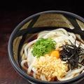 料理メニュー写真【温・冷】ぶっかけうどん (並/大)
