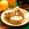 アルファホーレス(ココナッツのクッキー)