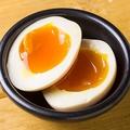 料理メニュー写真特製煮卵