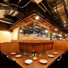 鶏と魚とレモンサワー ウミスズメ 京橋店イメージ