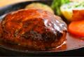 料理メニュー写真ボブバーグ(デミグラス、プレーン、ブラックペッパー、ガーリックペッパー)