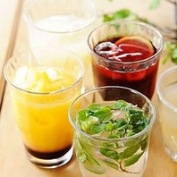 【幕張で女子会】飲みやすいカクテル、果実酒が豊富!