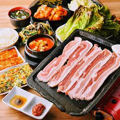 韓国料理 豚マダン 新大久保店の写真