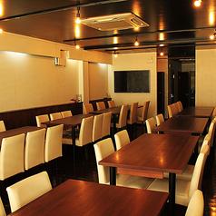 2Fテーブル個室宴会