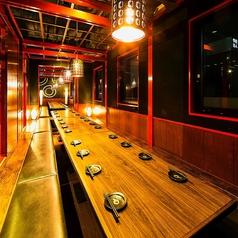 完全個室居酒屋 天空の雫 新宿東口店の特集写真
