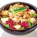 料理メニュー写真棒棒鶏サラダ