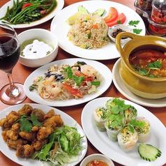 タイ料理 バーンクンメーの写真